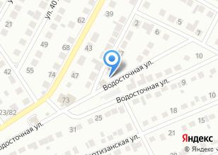 Компания «АВТО-ТОЧКА» на карте
