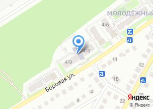 Компания «Кристаллик» на карте