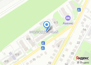 Компания «Автохим» на карте