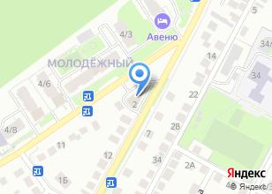Компания «АСТОР54» на карте