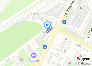 Компания «Боченок №1» на карте