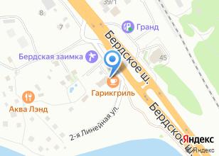 Компания «Palermo» на карте