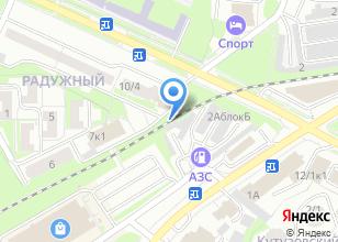 Компания «Бердское городское общество охотников и рыболовов» на карте