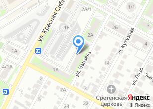 Компания «Новосибирскстат Территориальный орган Федеральной службы государственной статистики по Новосибирской области» на карте