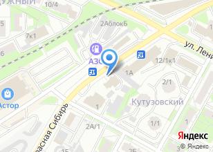 Компания «Мемориальная компания ветеранов» на карте
