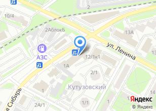 Компания «S-Dizel» на карте