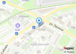 Компания «Камень» на карте