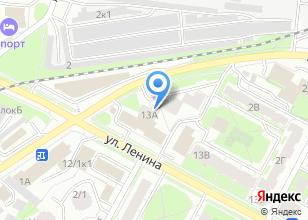 Компания «Пивная лазурь» на карте