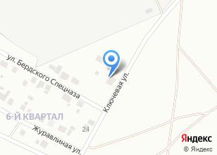 Компания «Русская банька на Южном» на карте