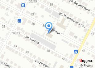 Компания «Архитектурно-градостроительный центр г. Бердска» на карте
