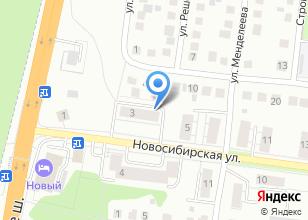 Компания «У Пушкина» на карте