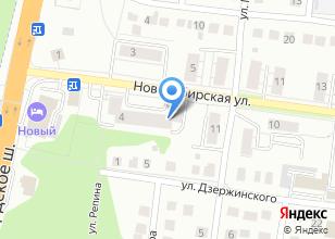 Компания «Сибармкомплект» на карте