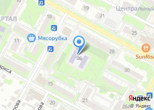 Компания «Детский сад №25 Рябинка» на карте