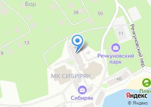 Компания «СекторСтрой» на карте