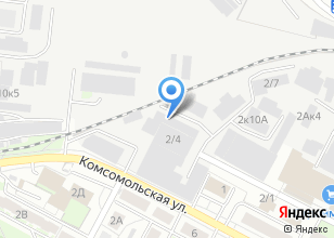 Компания «Токарно-автоматные детали» на карте