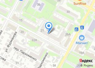 Компания «Пивной причал» на карте