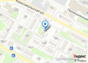 Компания «Сибирский многофункциональный центр» на карте