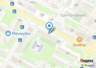 Компания «Под каблуком» на карте