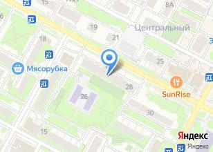 Компания «Парикмахерская *марта*» на карте