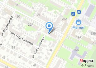 Компания «АвтоКомпас» на карте