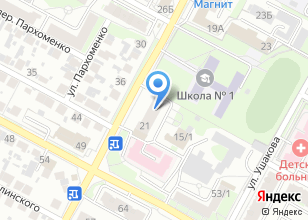 Компания «ЛИВ-Медикал» на карте