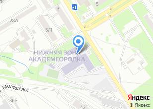 Компания «СГГА» на карте