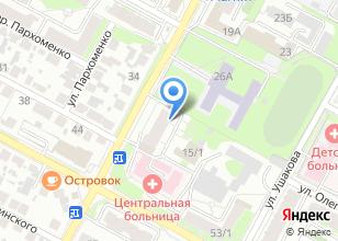 Компания «ЦЕНТР КОРРЕКЦИИ СТОПЫ И ТЕЛА» на карте