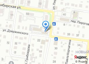 Компания «Магазин отделочных материалов и инструмента» на карте