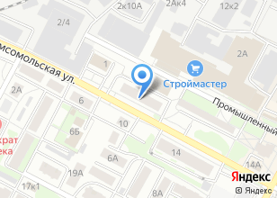 Компания «Авто+» на карте