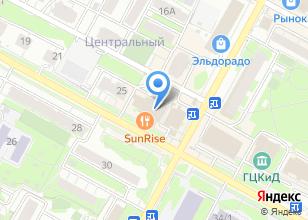 Компания «НОИС» на карте