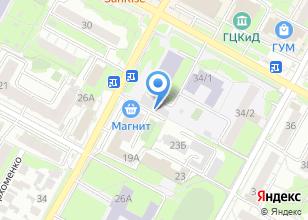 Компания «Производственная мастерская» на карте