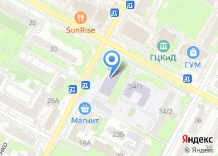 Компания «Кроника» на карте