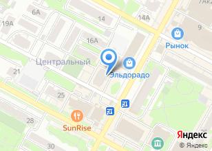 Компания «АВС-М» на карте
