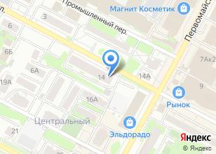 Компания «Russia Шар» на карте