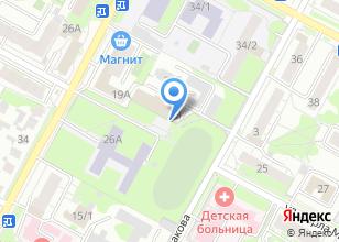 Компания «Огневая технология» на карте
