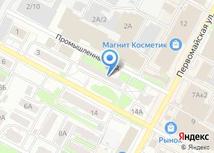 Компания «АЙЯ» на карте