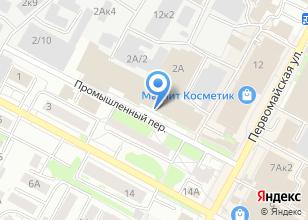 Компания «Крепеж Центр» на карте