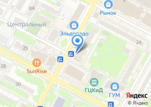 Компания «EXIST.RU» на карте