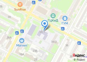 Компания «Бердский политехнический техникум» на карте