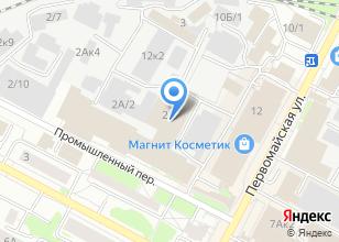 Компания «Альтех СИП-Строй» на карте