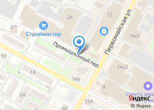 Компания «БошАвтоСервис» на карте