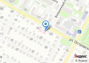 Компания «Кедровая бочка» на карте