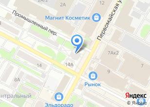 Компания «АБК-ИНСТРУМЕНТ» на карте