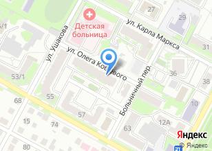 Компания «Адвокатский кабинет Бавыкиной И.А.» на карте