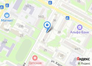 Компания «Керамица» на карте