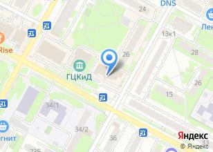 Компания «Праздник шаров» на карте