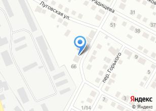 Компания «Ваше высочество» на карте