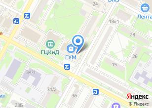 Компания «Экспресс-оплата» на карте