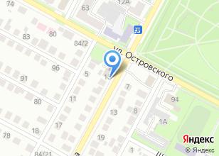 Компания «Управление капитального строительства г. Бердска, МКУ» на карте