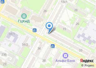 Компания «Per te» на карте